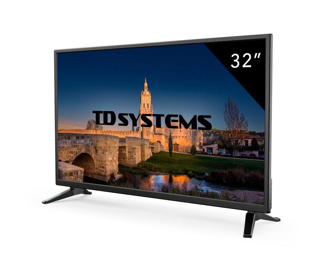 """TV LED 81,2 cm (32"""") TD Systems K32DLM7H HD Ready por 119€"""