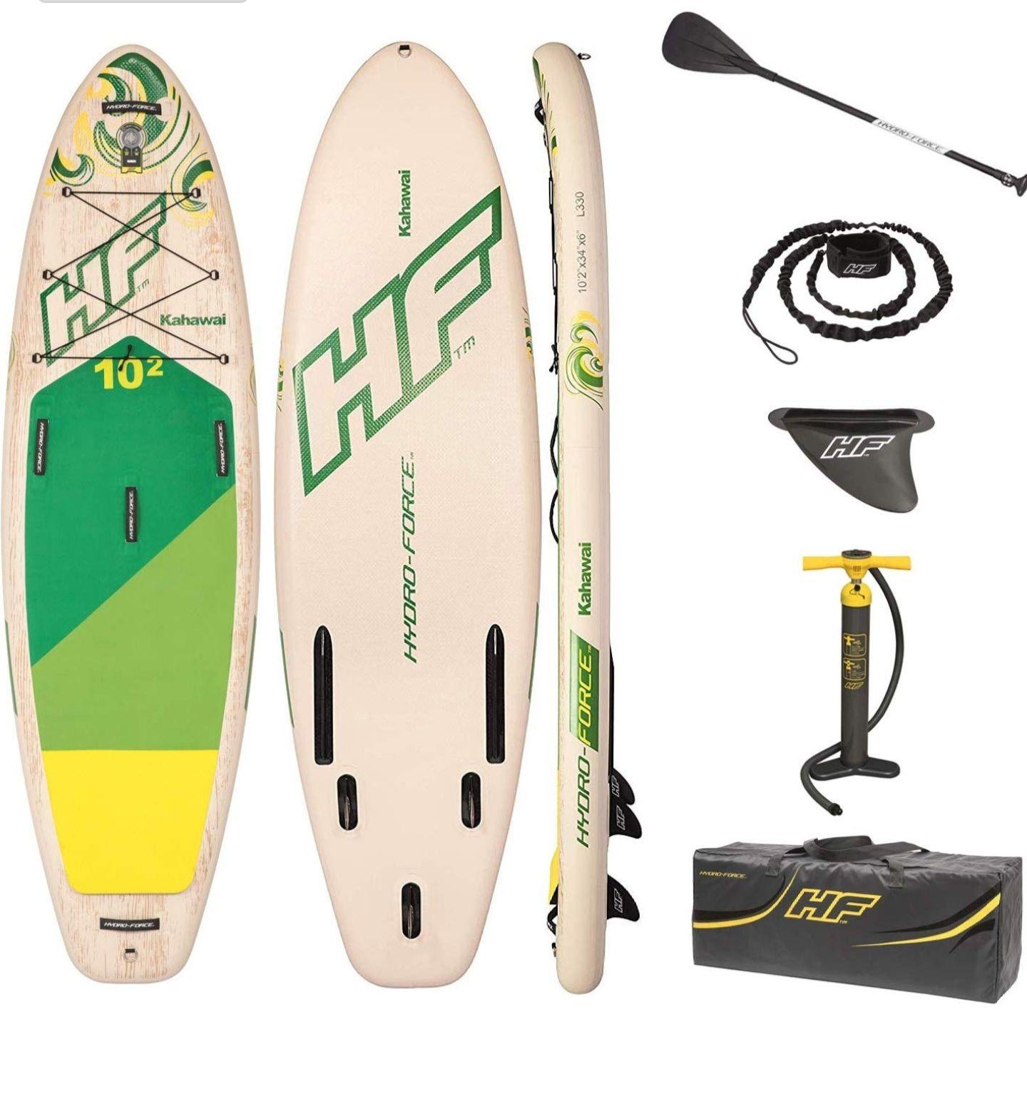 Tabla de paddle surf inflable