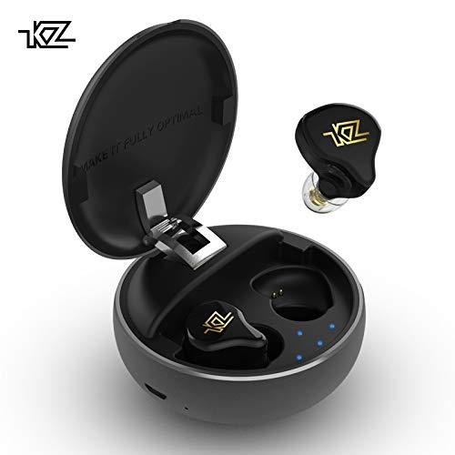 Auriculares KZ T1, el primer 100% inalambrico hibrido 1dd+1ba (Desde Amazon US)