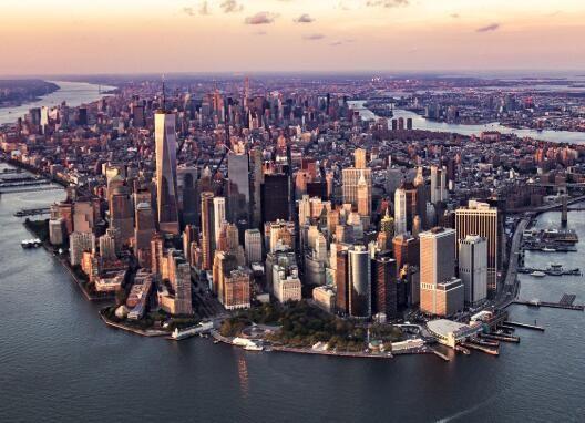 Nueva York en pleno agosto: vuelos por 136€ trayecto