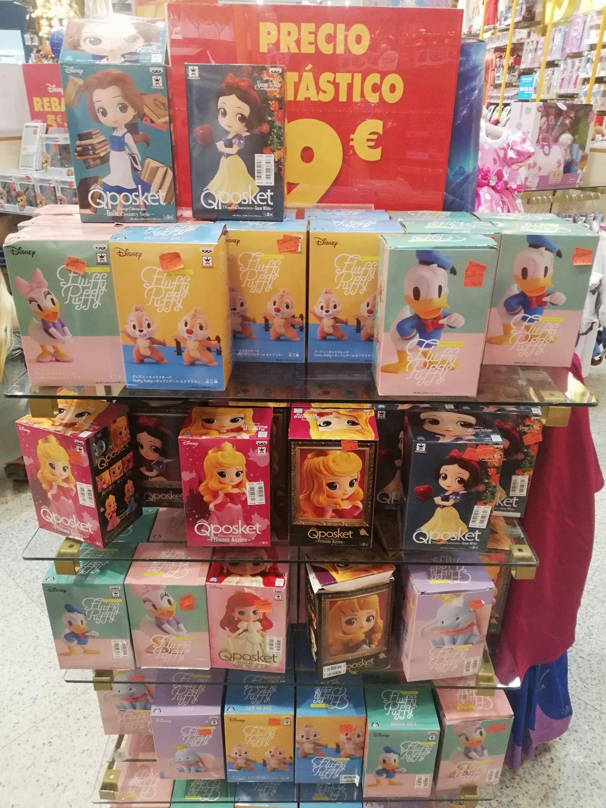 Qposket Disney Murcia