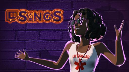 Contenido gratuito para Twitch Sings: uniforme de socorrista con con Twitch Prime