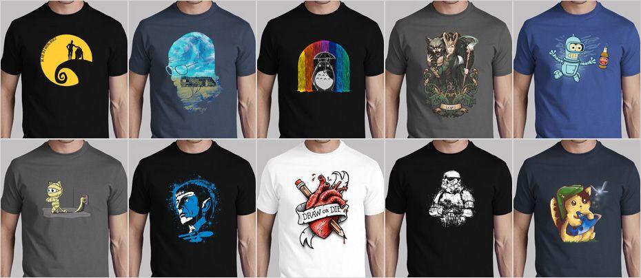 Camisetas Chulas y Guapas | 25% Descuento