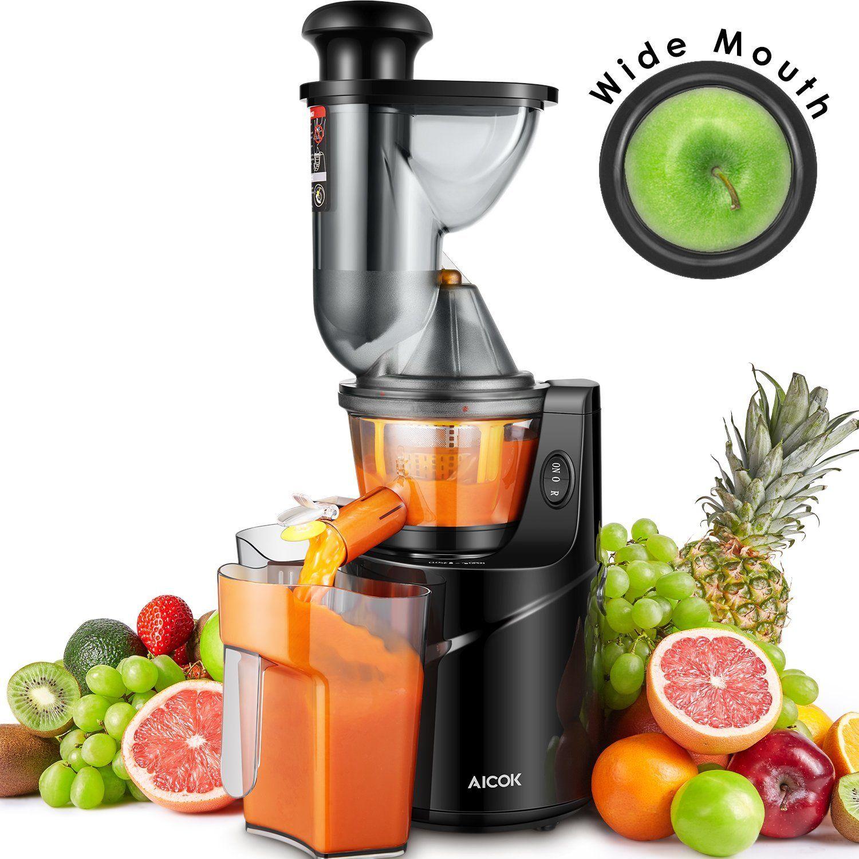 Aicok Licuadoras Para Verduras y Frutas