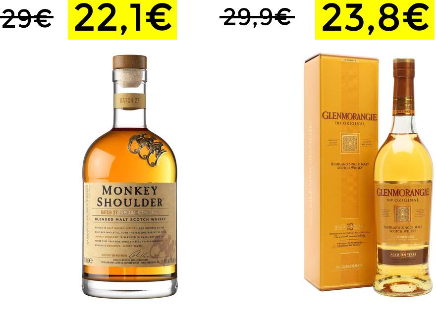 Preciazos Whisky Amazon