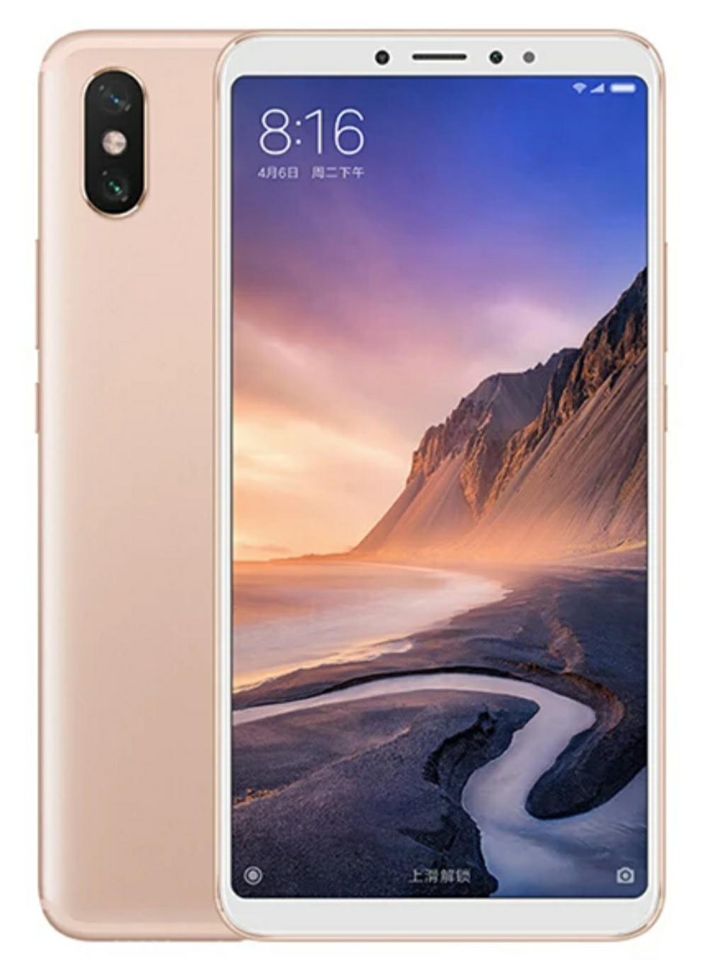 Xiaomi Mi Max 3 - 4/64GB ROM (a su mínimo histórico)