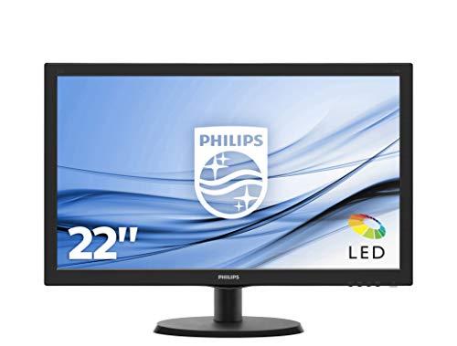 "Philips Monitor de 21.5"" WLED"