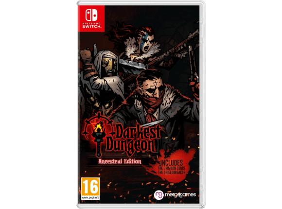 Darkest Dungeon Ancestral Edition / Nintendo Switch