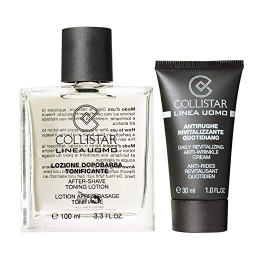 Preciazo!! Pack Collistar Loción After-shave 100mL + Crema Antiedad 30mL