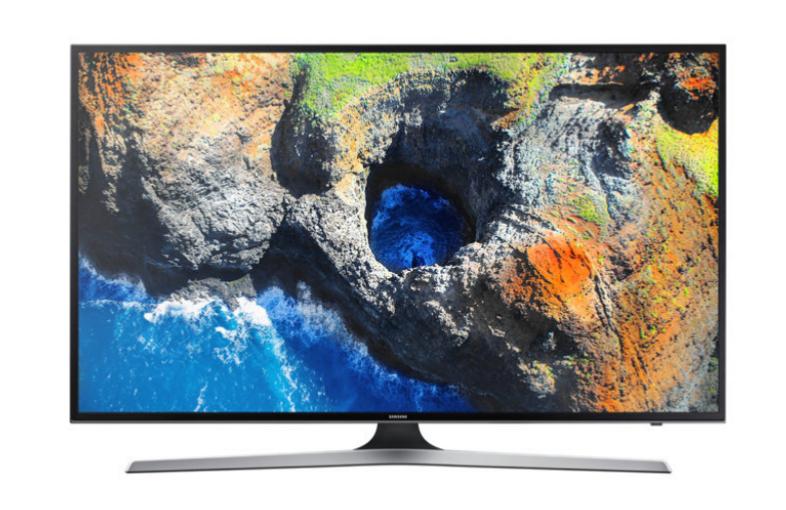 "TV 58"" UHD HDR Plano Smart TV Serie MU6125"