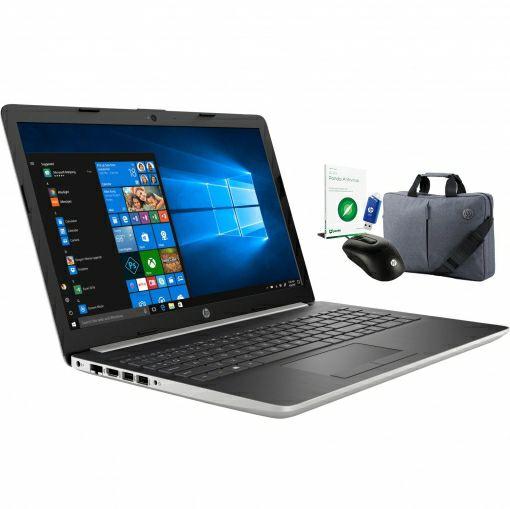 HP 15-DB0023NS A9/8GB RAM/1TB HDD/Radeon 520 2GB + Maletín, ratón, antivirus panda y USB de 32GB