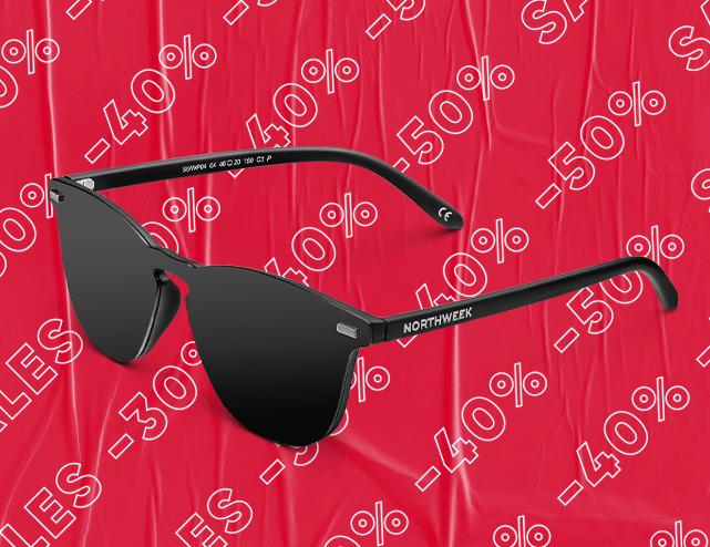 Gafas y Accesorios Northweek a 50% de descuento!