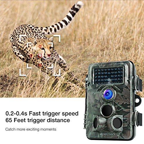 APEMAN Cámara de Caza 12MP 1080P (oferta Flash)