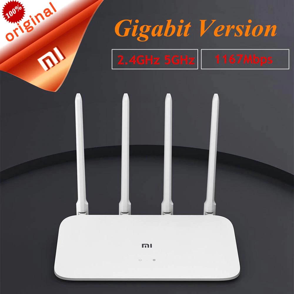 Xiaomi mi Router 4A Gigabit versión 100M 2,4 GHz 5GHz WiFi 16M ROM 128MB DDR3
