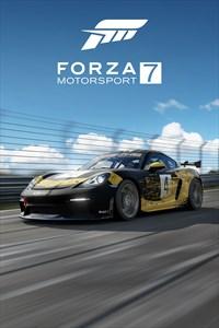 Gratis el Porsche 718 Cayman GT4 Clubsport 2019 para Forza Motorsport 7 (XBOX)