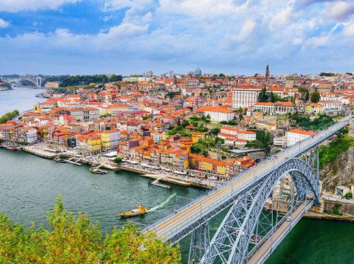 SEPTIEMBRE Viaja cerca de Oporto con City Tour + crucero + hotel con desayuno por solo 69€ por persona