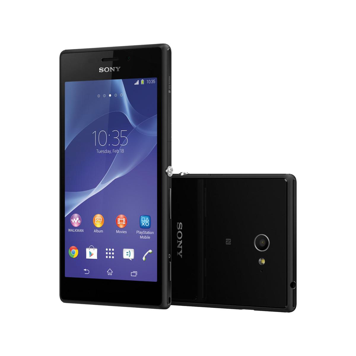 Sony Xperia M2 (REACONDICIONADO GRADO C)