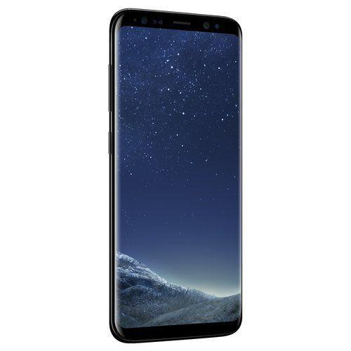 "Vodafone Samsung Galaxy S8 SIM única 4G 64GB Negro - Smartphone (14,7 cm (5.8""), 64 GB, 12 MP, Android, 7, Negro)"