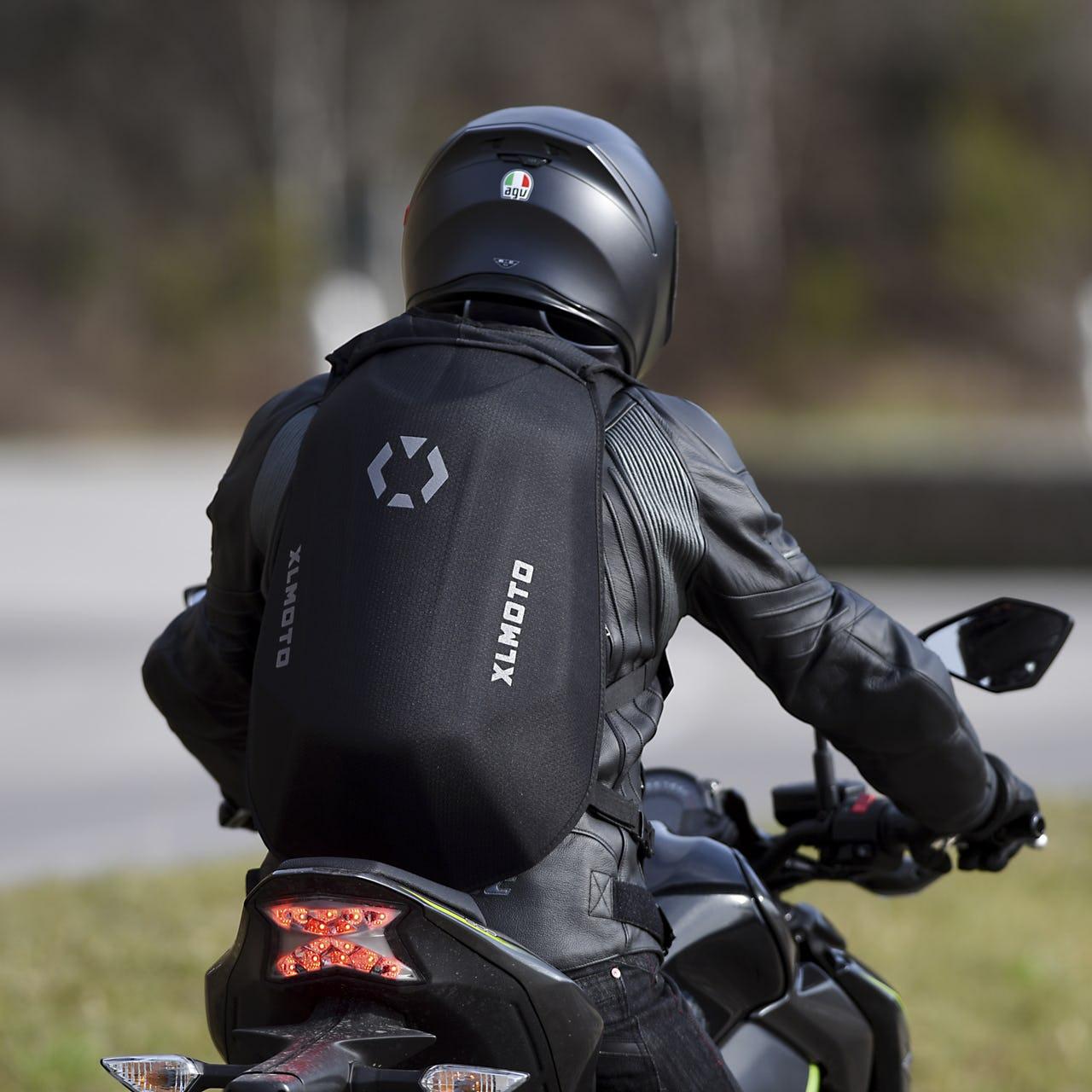 Mochila de Moto XLmoto Slipstream Resistente al Agua