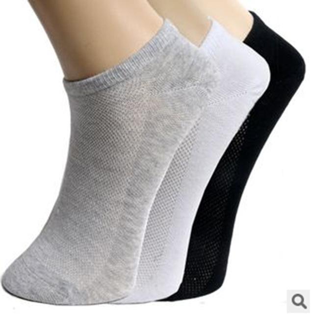 Pack de 10 pares de calcetines cortos