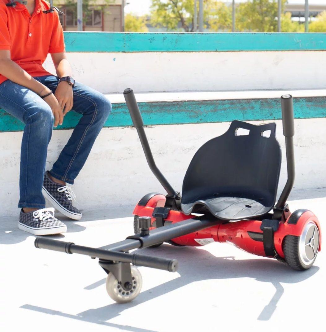 Kart para hoverboard (Desde España)