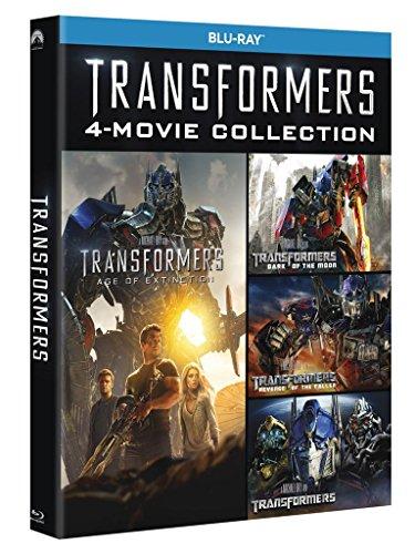 Transformers - Quadrilogia (Italia) Reacondicionado
