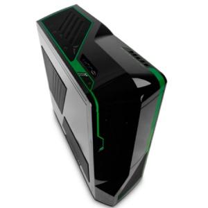 NZXT Phantom Negra-Verde