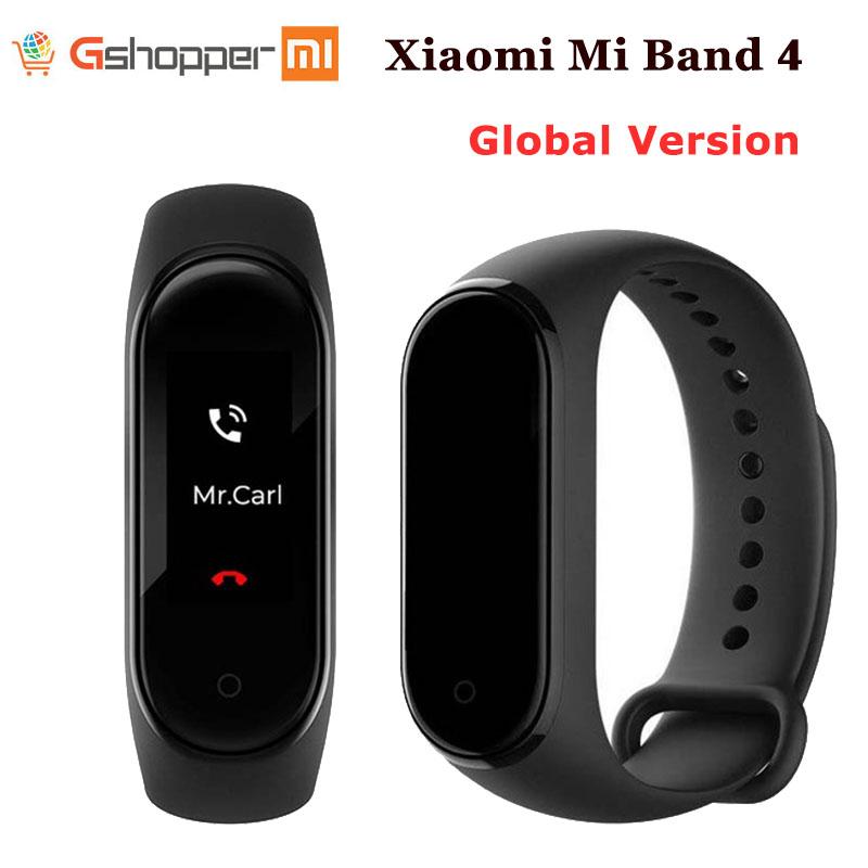 Xiaomi Mi Band 4 (versión internacional)