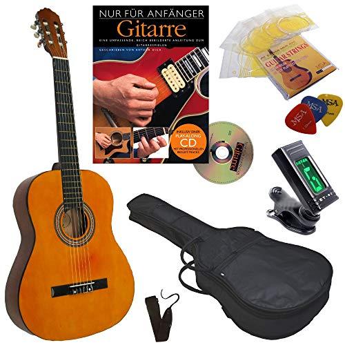 Kit de guitarra clásica