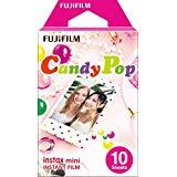 [Queda solo 1] Fujifilm Instax Mini Candy Pop Instant Film [Reaco]