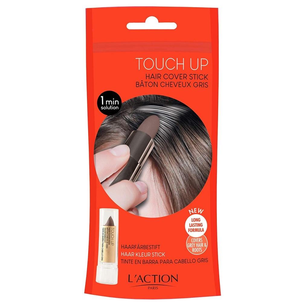 Touch Up cobertura raizes cabello gris/marrón solo hay 1ud