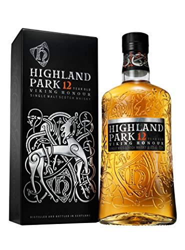 Highland Park 12 años Viking Honour Whisky Escocés - 700 ml