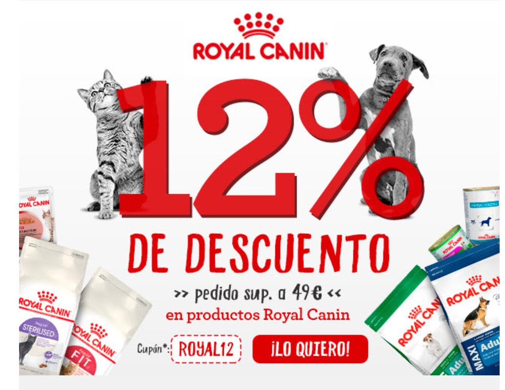 Comida Royal Canin