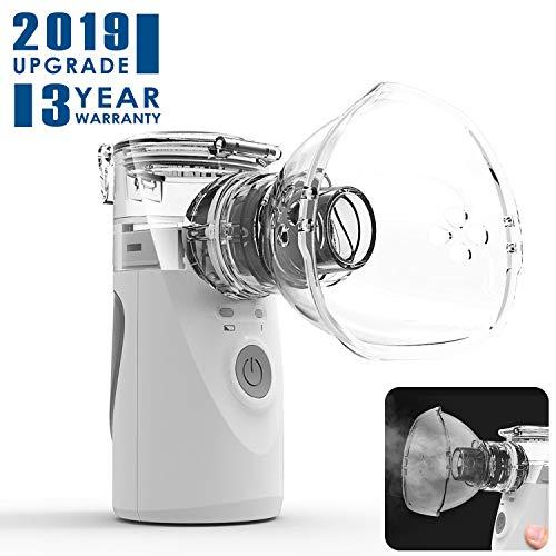 Inhalador Nebulizador portátil por 15,99