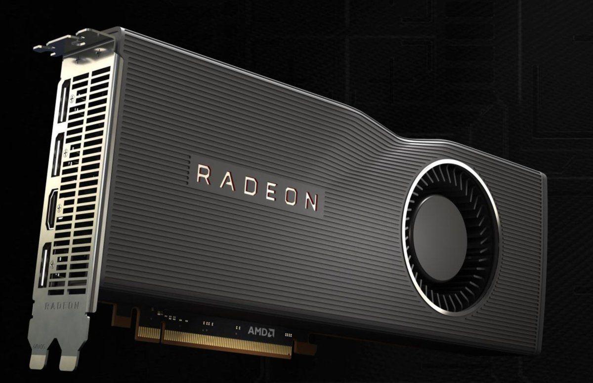 AMD rx 5700 xt