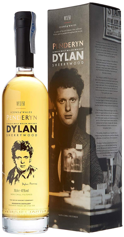 "Penderyn Whisky Icons 3""Dylan Thomas"" - 700 ml"