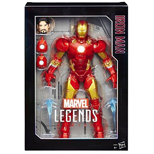 Avengers - Marvel Legends Figura Iron Man