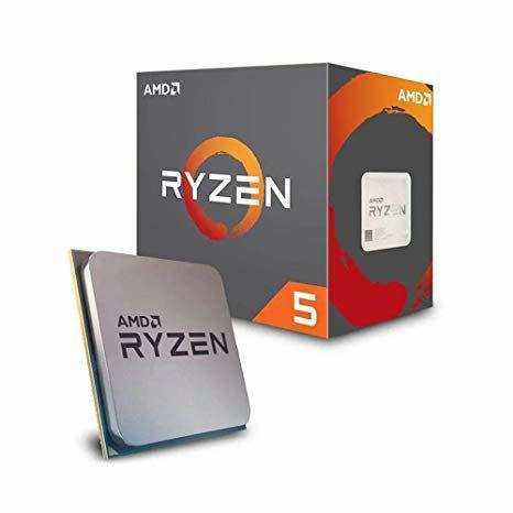 Cpu AMD Ryzen 5 2600 a muy buen precio AMAZON FR
