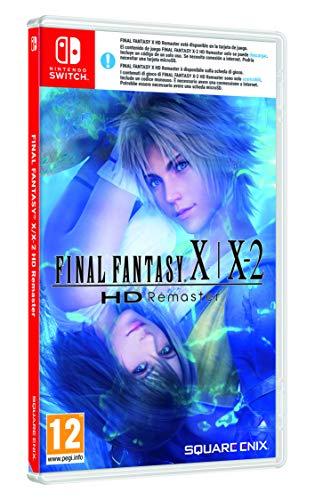 FINAL FANTASY X | X-2 HD Remaster, Nintendo Switch