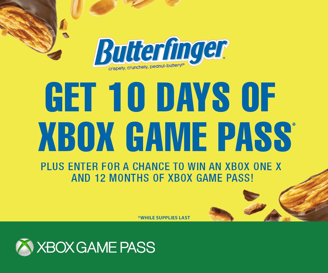 Consigue 10 días gratis de Game Pass