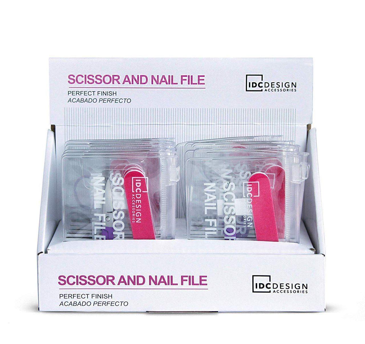 Pack de 12 kits sets de manicura tirados de precio