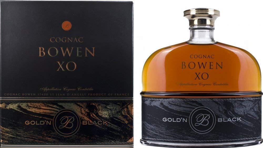 Cognac Bowen XO Gold'n Black mit - 700 ml.