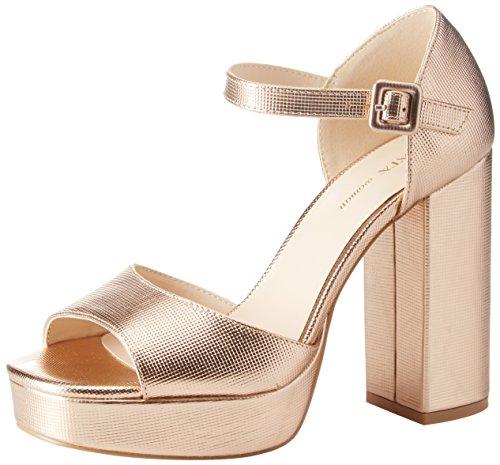 Zapatos con Tacon y Correa de Tobillo para Mujer (Reacondicionados talla 41)