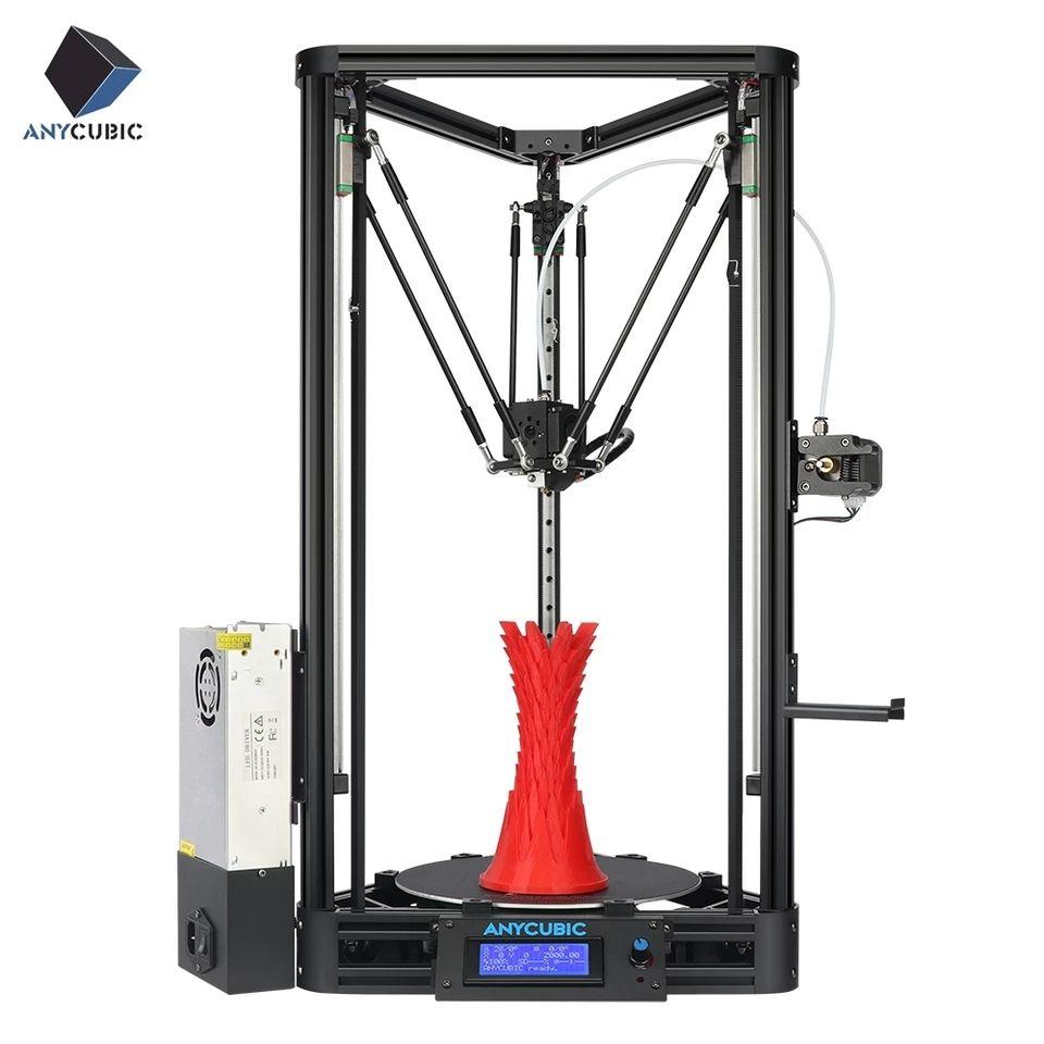 ANYCUBIC Kossel 3D Impresora