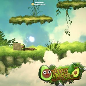 Gratis AvoCuddle (Steam, PC, Demo)