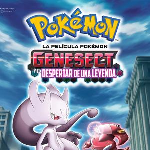 Gratis TV Pokémon: Genesect y el despertar de una leyenda