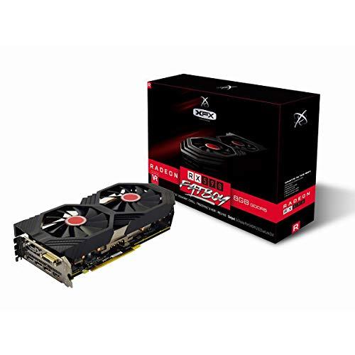 XFX AMD Radeon RX 590 Tarjeta gráfica (8 GB)