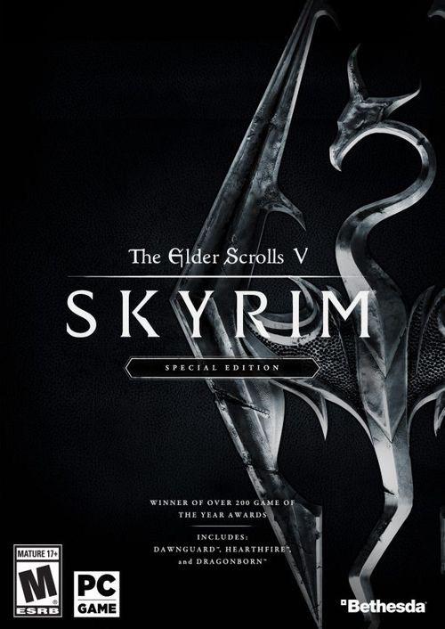 Skyrim Special Edition por 8,79€ y Legendary Edition por 7,69€