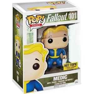 Funko Pop Medic Fallout Games 101 (Sant Squirze, Barcelona)