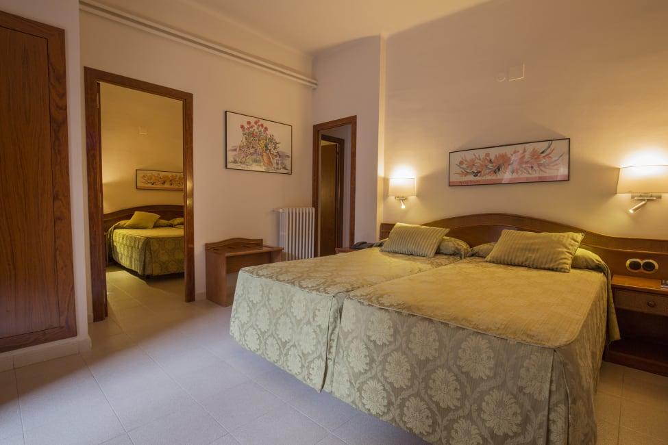 Enero 3 noches en hotel 4* en Andorra por 43€ por persona